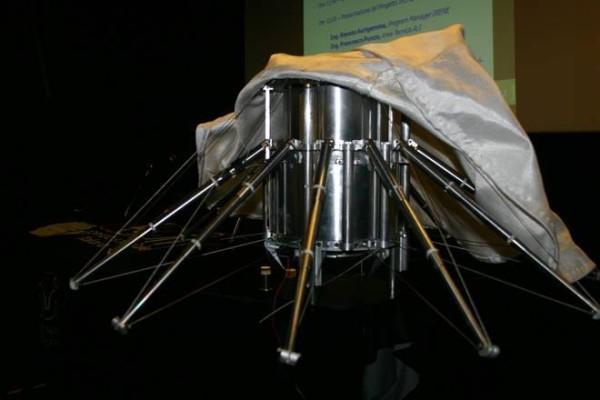 Piattaforma spaziale partenopea: Irene e Napoli, conquistano Marte