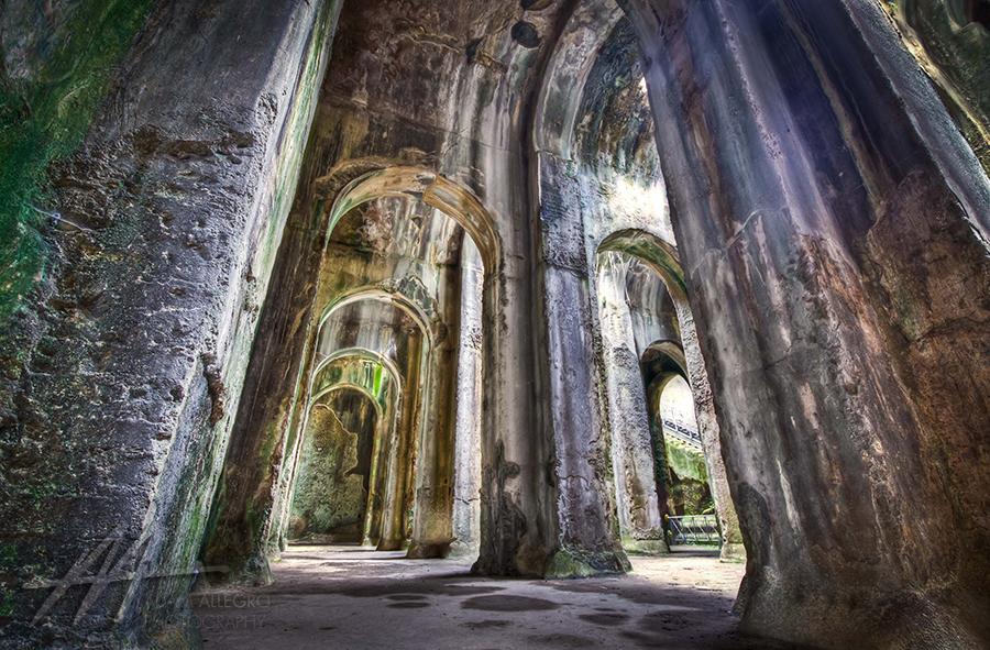 Piscina Mirabilis: un tour per scoprire la più grande cisterna costruita dai romani