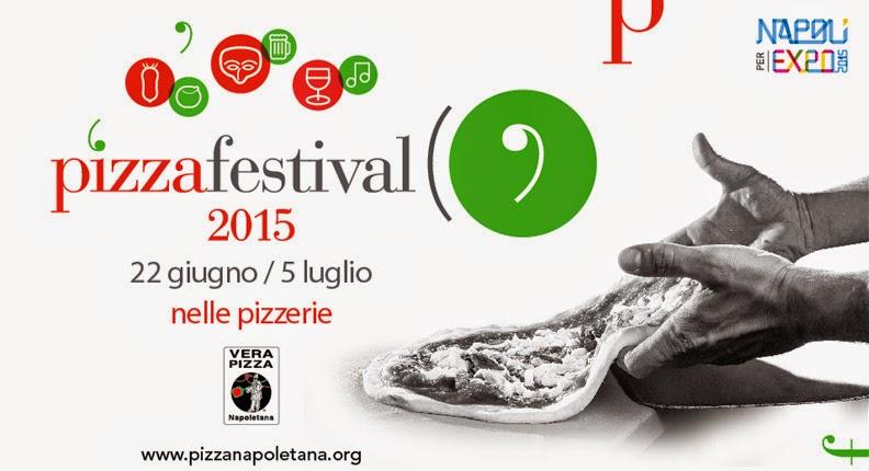 Pizzafestival 2015: festival internazionale della pizza napoletana in tutto il mondo