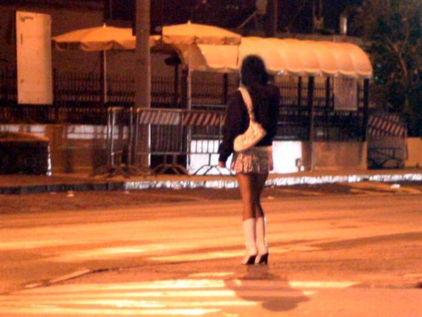 Tentata rapina a una prostituta: