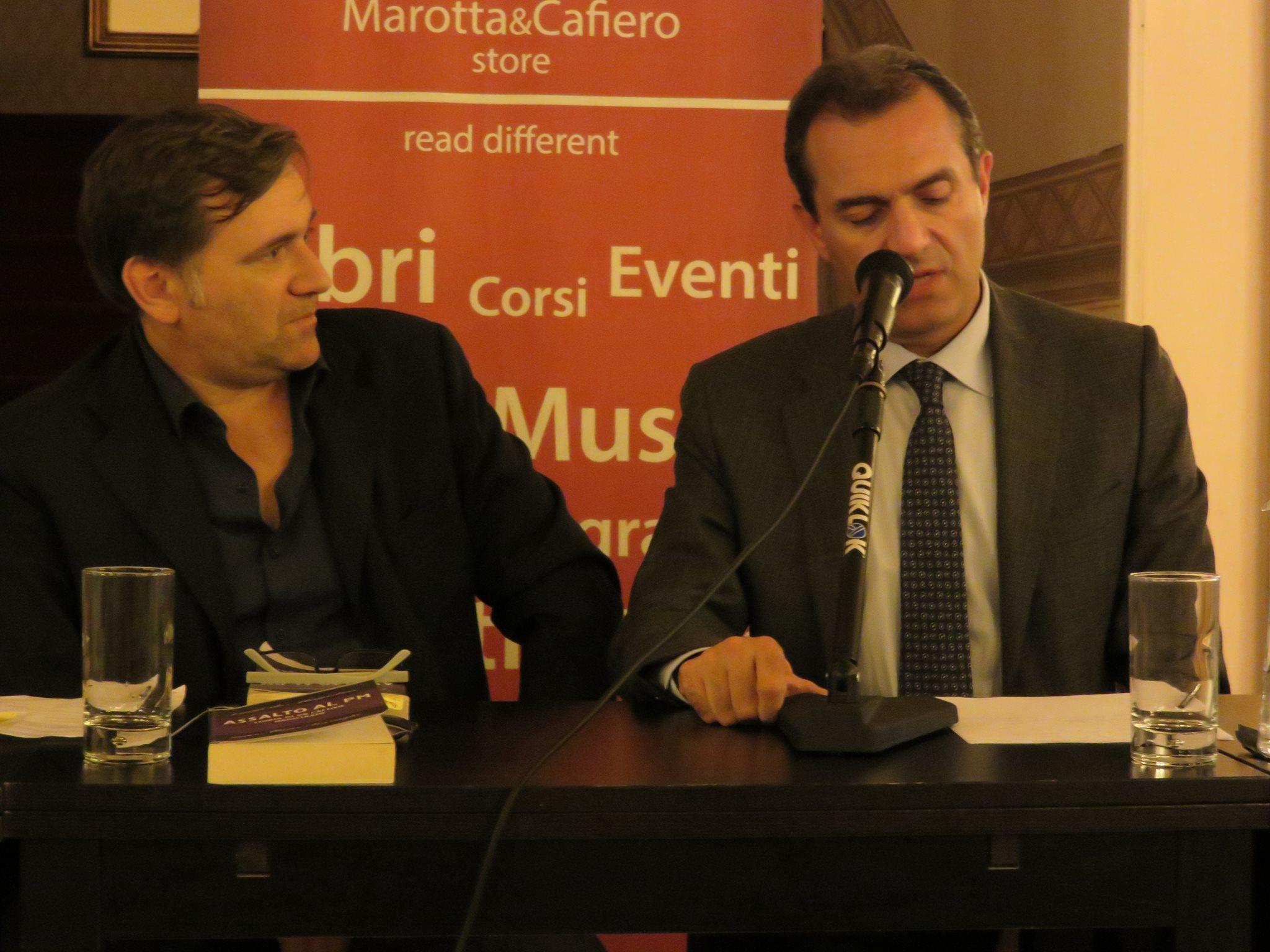 Assalto al Pm. Storia di un cattivo magistrato di Luigi de Magistris (VIDEO)
