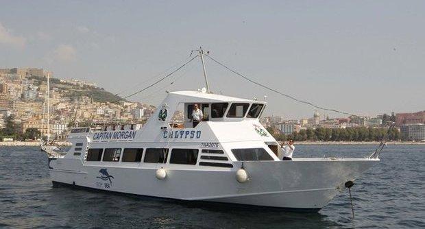 Batò Muscio: torna il battello che costeggerà la bella costa napoletana