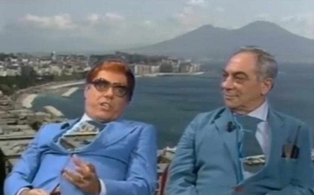Bruno Pesaola e Caccamo nel ricordo della Gialappa's Band