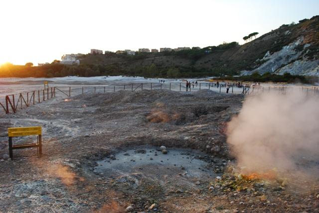Campi Flegrei: Napoli scava nelle viscere del Supervulcano