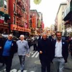 De Magistris a New York: su facebook il diario americano del sindaco