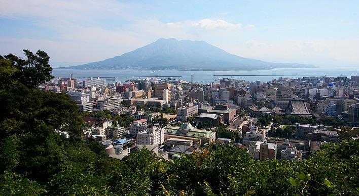 Delegazione di Kagoshima a Napoli per i 55 di gemellaggio