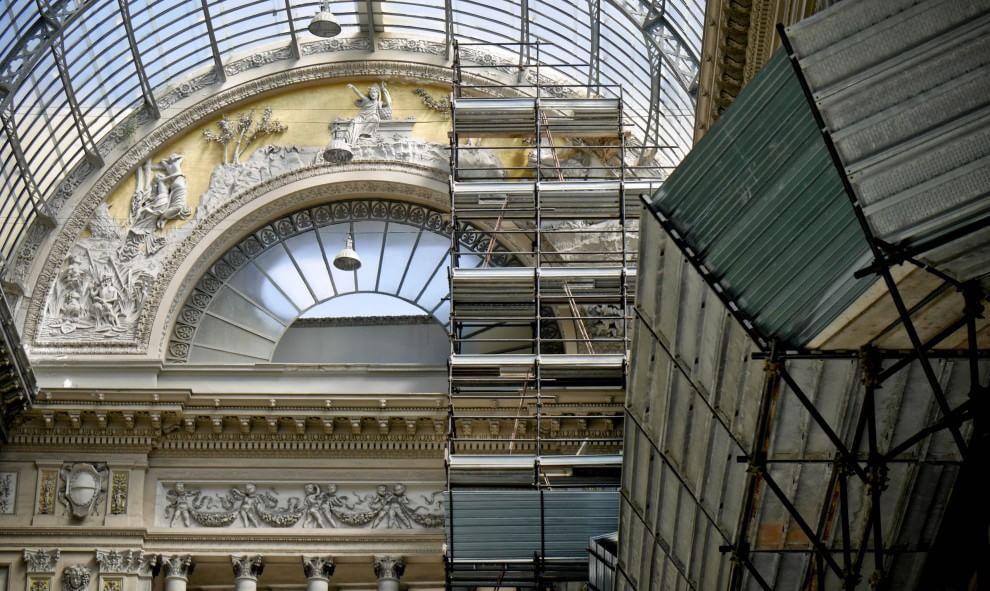 Galleria Umberto, parte la campagna crowdfunding di donazioni