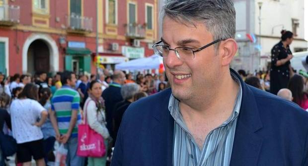 San Giorgio a Cremano, Giorgio Zinno: il primo sindaco gay dichiarato