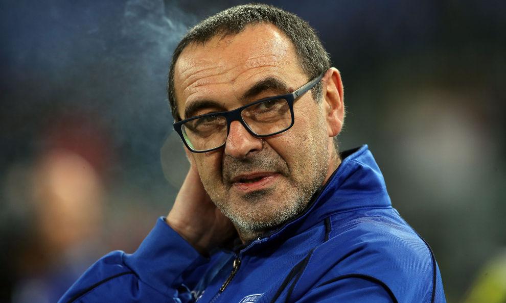 Oggi Maurizio Sarri firmerà con il Napoli