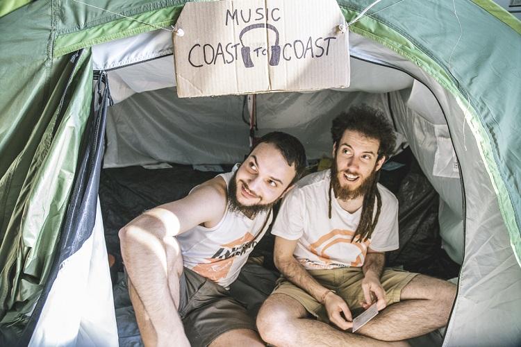Music Coast To Coast: presentazione campagna di crowdfunding