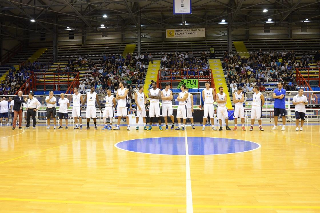 Napoli Basket, nella prossima stagione derby con Caserta