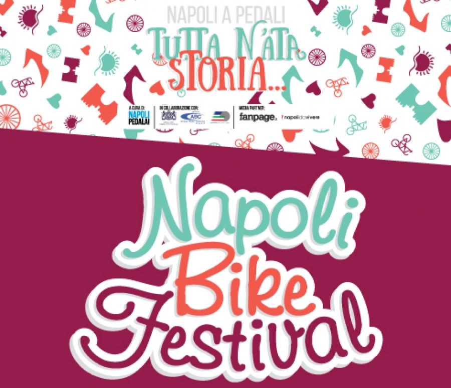 Napoli Bike Festival 2015: si comincia domani nella nuova Piazza Municipio, ricordando Pino Daniele