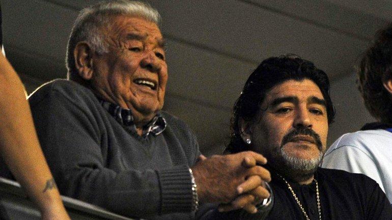 Muore il papà di Maradona, Don Diego aveva 87 anni