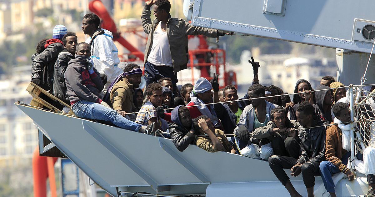 Nuovo sbarco al porto di Salerno: in arrivo 550 migranti