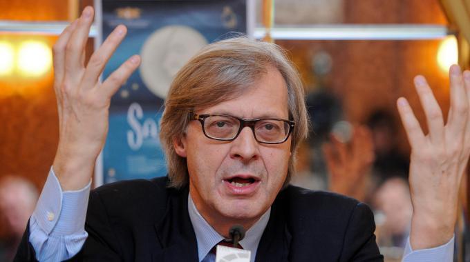 Vittorio Sgarbi si è detto disponibile a far parte della giunta De Luca