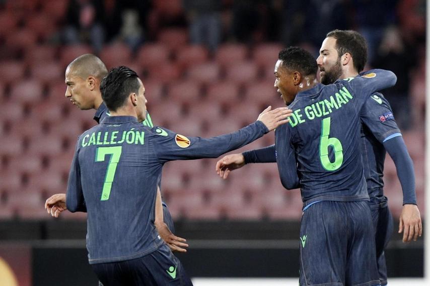 SSC Napoli la squadra europea con la crescita maggiore nel ranking Uefa quest'anno