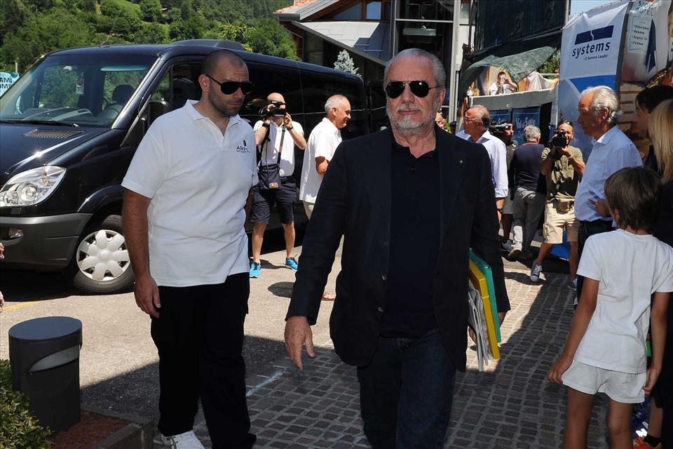 Foto di Dimaro Ritiro del Napoli