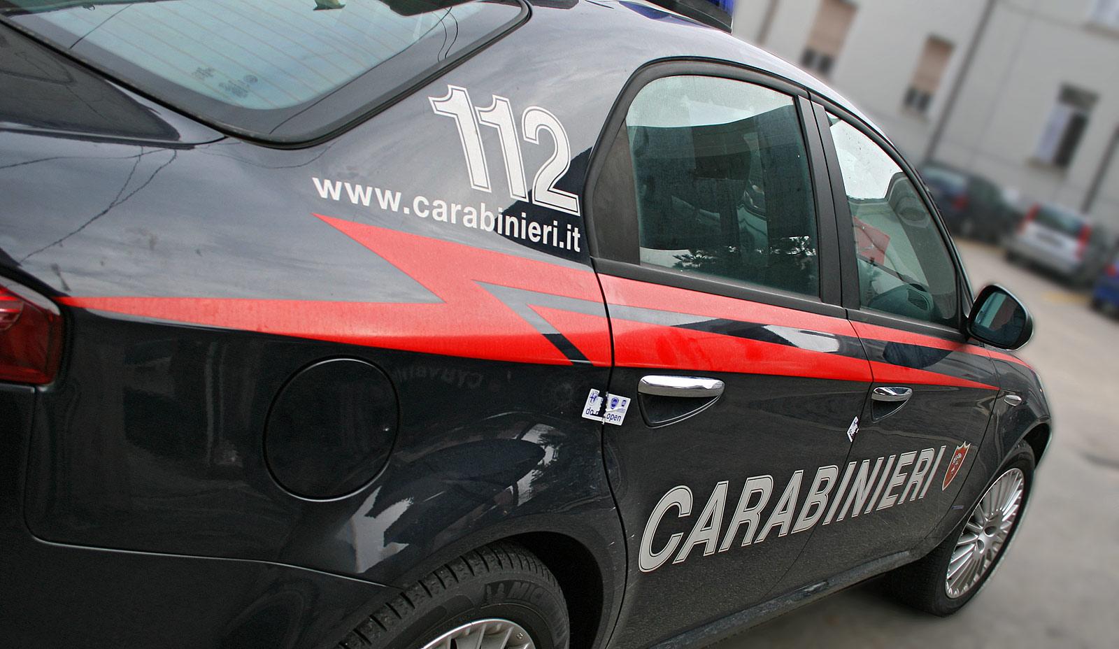 Accoltella moglie e suocero: arrestato a San Giorgio a Cremano