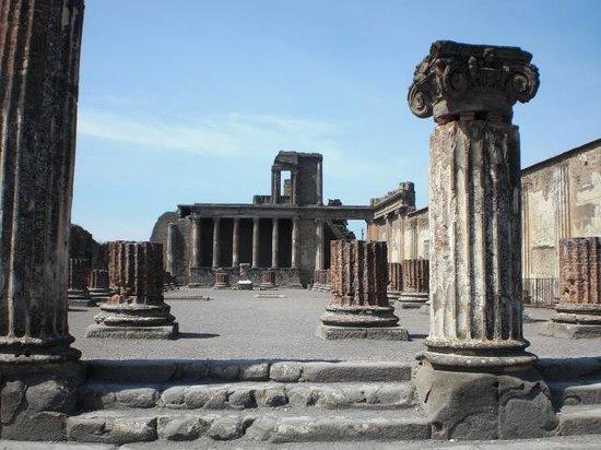 Basilica degli Scavi di Pompei riaperta al pubblico