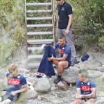 Ritiro di Dimaro: le immagini della preparazione del Napoli