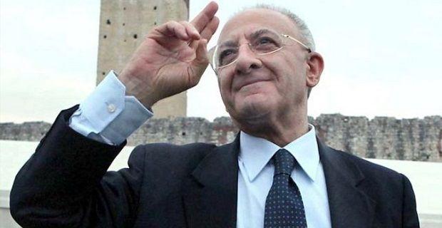De Luca: accolto il ricorso del neo governatore della Regione Campania