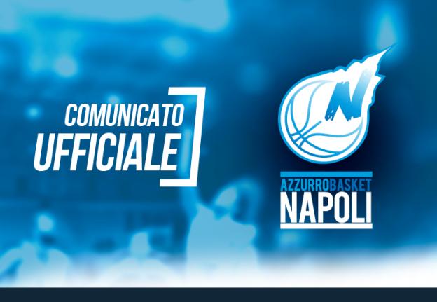 Azzurro Napoli Basket e Maurizio Balbi