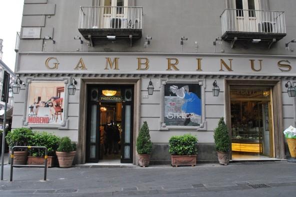 Gran Caffè Gambrinus: il tutorial dei caffè napoletani