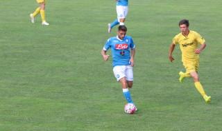 David LOpez Napoli partita Dimaro Anaune
