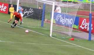 gol Napoli partita Dimaro Anaune