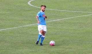 Napoli partita Dimaro Anaune