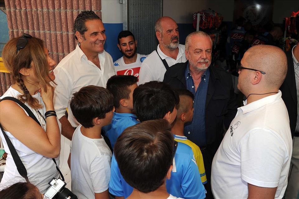 Kombat 2016, la nuova maglia del Napoli (Video e Foto)