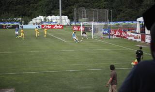 Napoli prima vittoria stagionale. Regolato l'Anaune per 8-0 (VIDEO E FOTOGALLERY)
