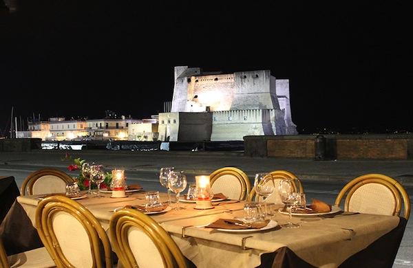 Miss Italia: al ristorante
