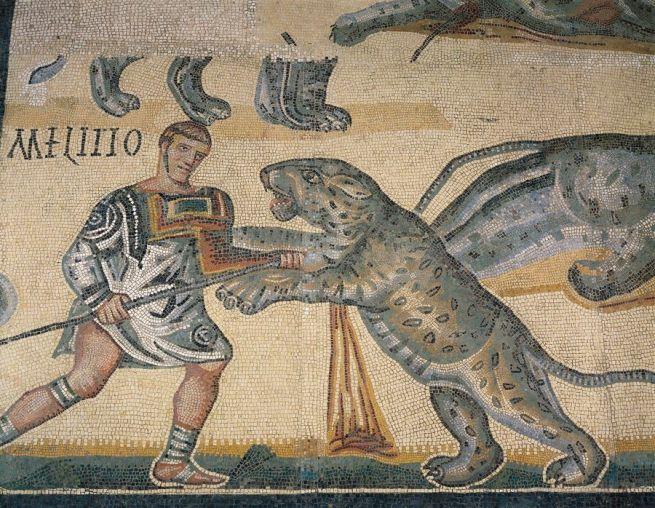 Al Museo Archeologico Virtuale di Ercolano, il ritorno dei gladiatori