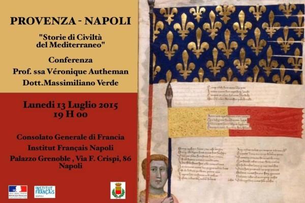 Napoli e la Provenza: una conferenza per scoprirne il legame
