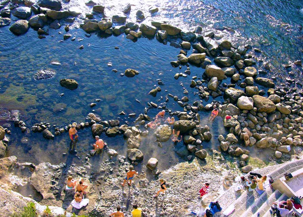 E' in Campania una delle piscine naturali più belle d'Italia