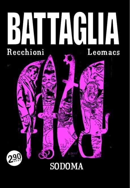 """""""Sodoma"""": Pietro Battaglia in una guerra di camorra per le strade di Napoli"""