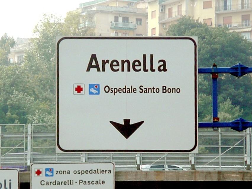 Tangenziale di Napoli: chiuso svincolo Arenella 7 - 8 luglio 2015