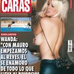 Wanda Nara fa consolare l'Argentina dopo la sconfitta in Coppa America