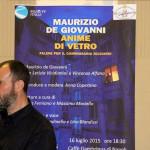 Anime di Vetro di Maurizio De Giovanni al Gambrinus (VIDEO)
