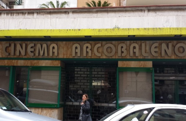 Cinema Arcobaleno: la storica sala cinematografica del Vomero presto riaprirà