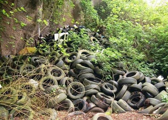 Terra dei Fuochi: liberata la Città di Cales, addio rifiuti