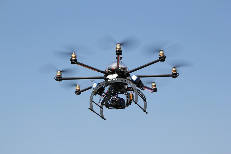 A Dimaro entra in campo il Drone di Mister Sarri, ma a che serve?