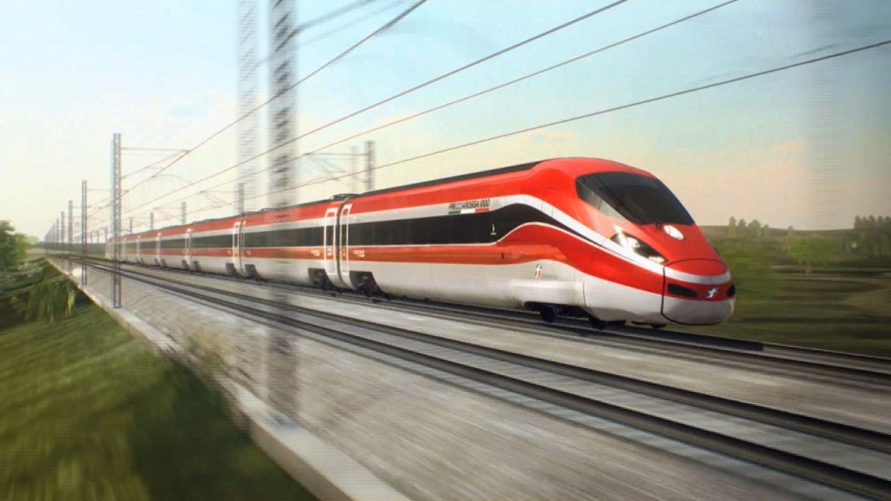 Frecciarossa 1000 diventa FrecciaRotta: la disavventura dei pendolari in un video