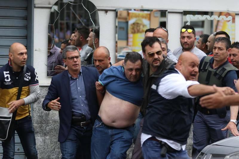 Giulio Murolo ha tentato il suicidio in carcere
