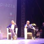 """Marco Travaglio a Napoli per la proiezione del film """"La Trattativa"""""""