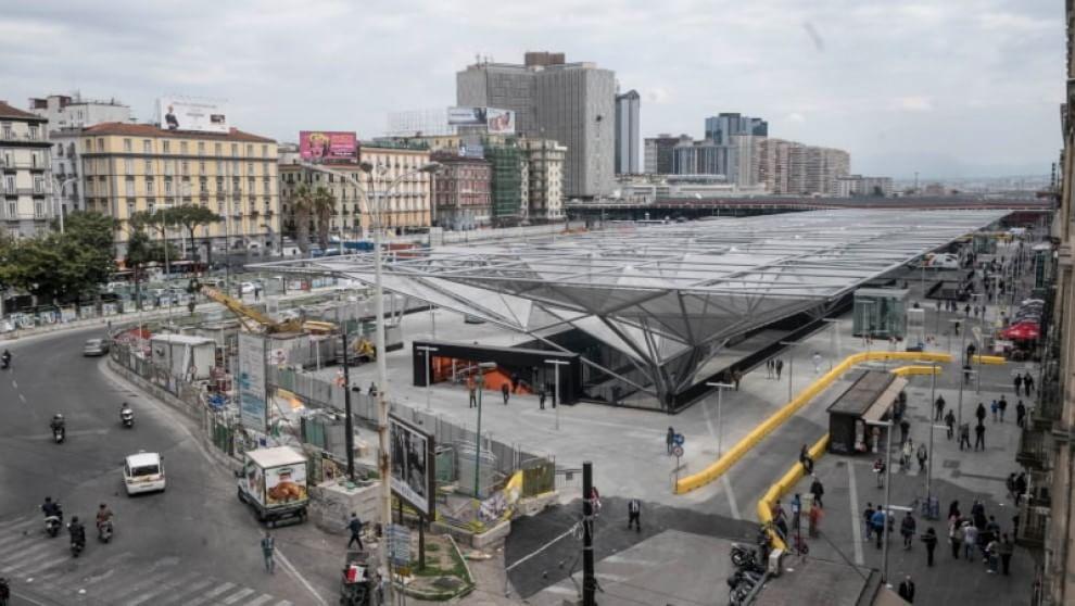 Lavori a Piazza Garibaldi: consigli e piano traffico