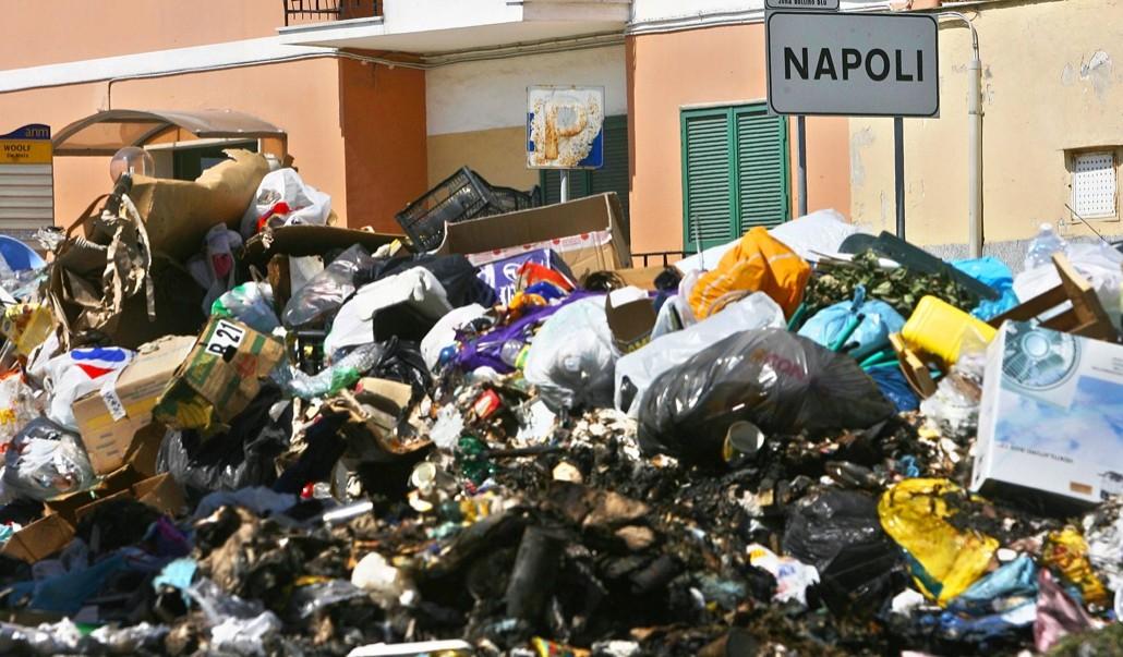 Rifiuti in Campania, Lega Nord: