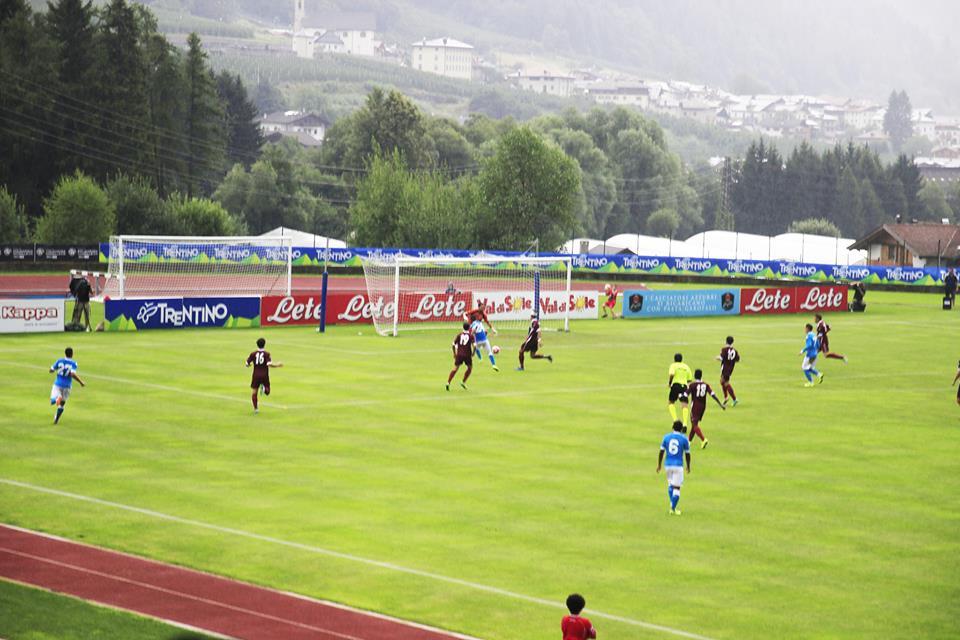 Napoli-Cittadella 5-1, doppietta di Insigne, in gol Albiol, El Kaddouri e Mertens