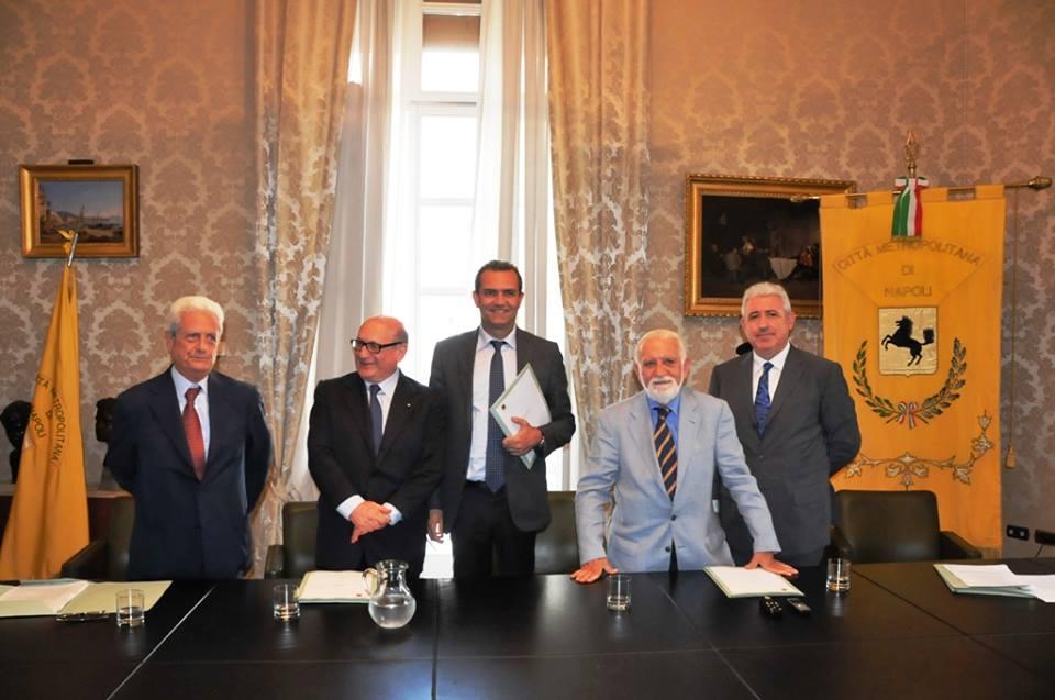 Organismo anticorruzione: de Magistris nomina Giampaolino, Alemi e Ambrogi